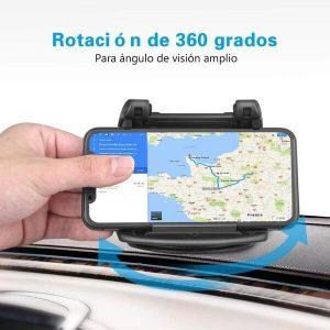 Soporte móvil universal salpicadero coche