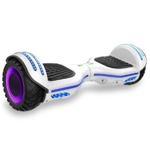 2WD Hoverboard 6.5 '' Scooter eléctrico