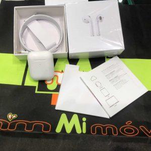 Auricular Bluetooth carga inalámbrica
