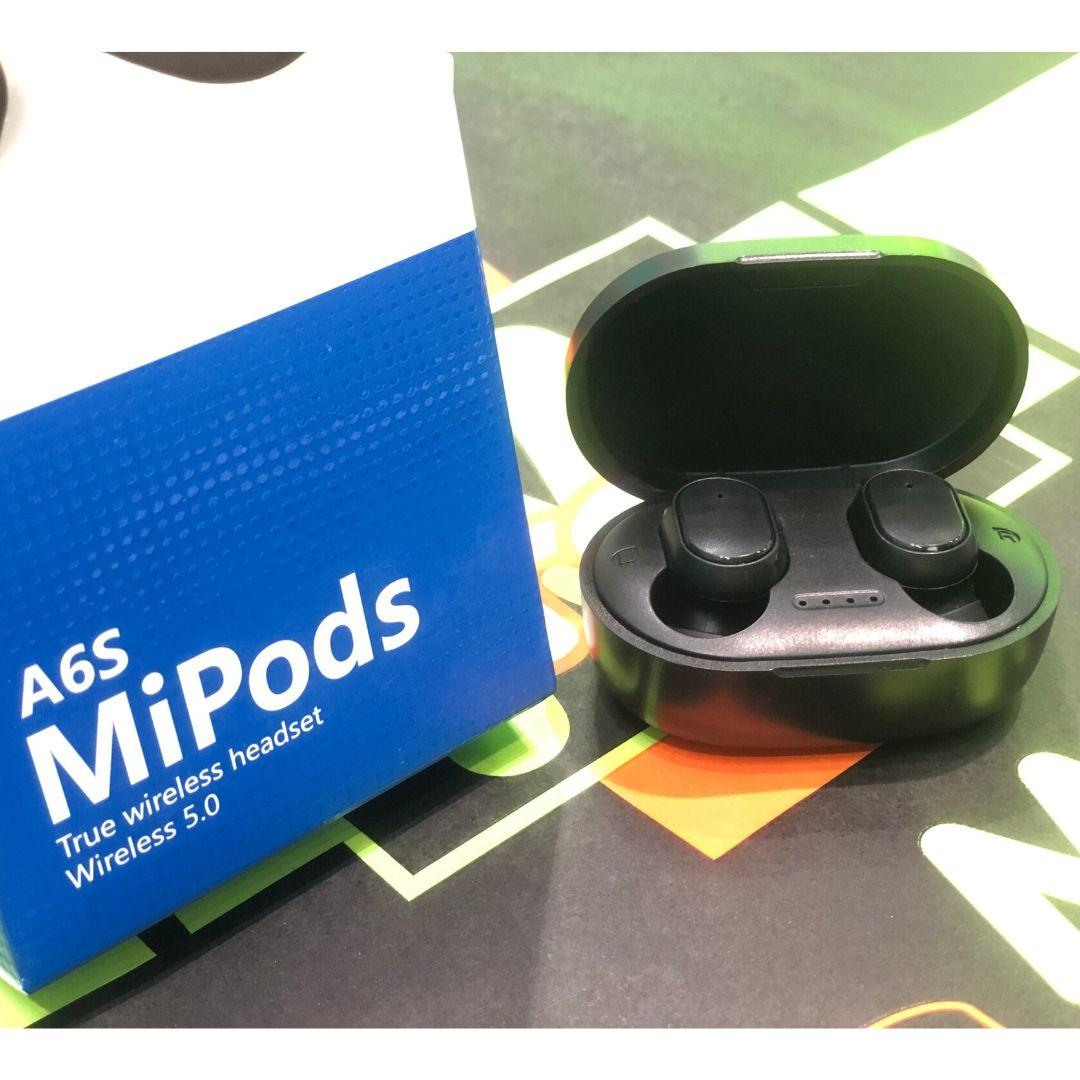 Auricular inalámbrico A6S MiPods