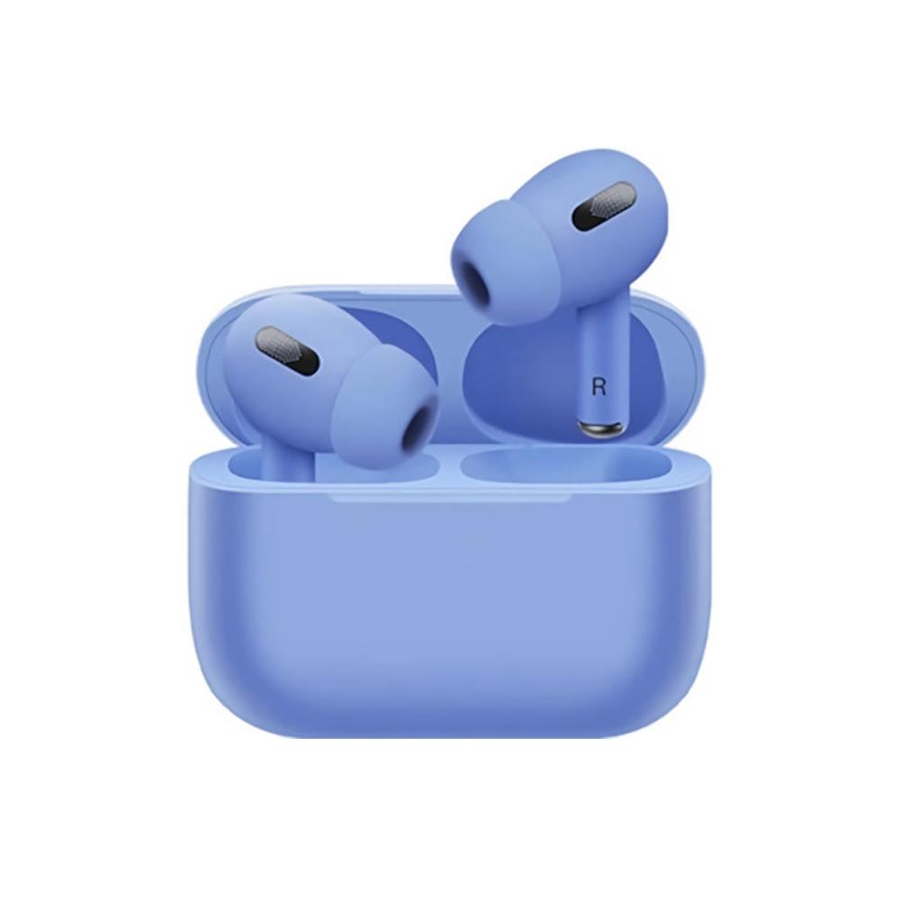 Auriculares TWS V5.0 tipo AirPods Pro azul