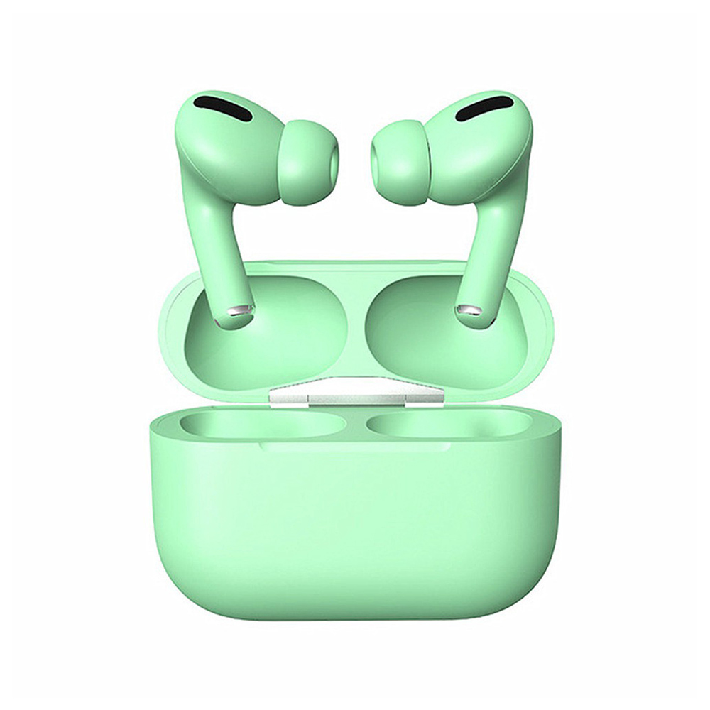 Auriculares TWS V5.0 tipo AirPods Pro verde