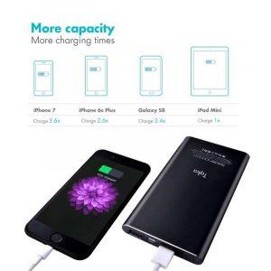 Bateria externa para smartphone