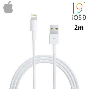 Cable Lightning a USB 2 metros
