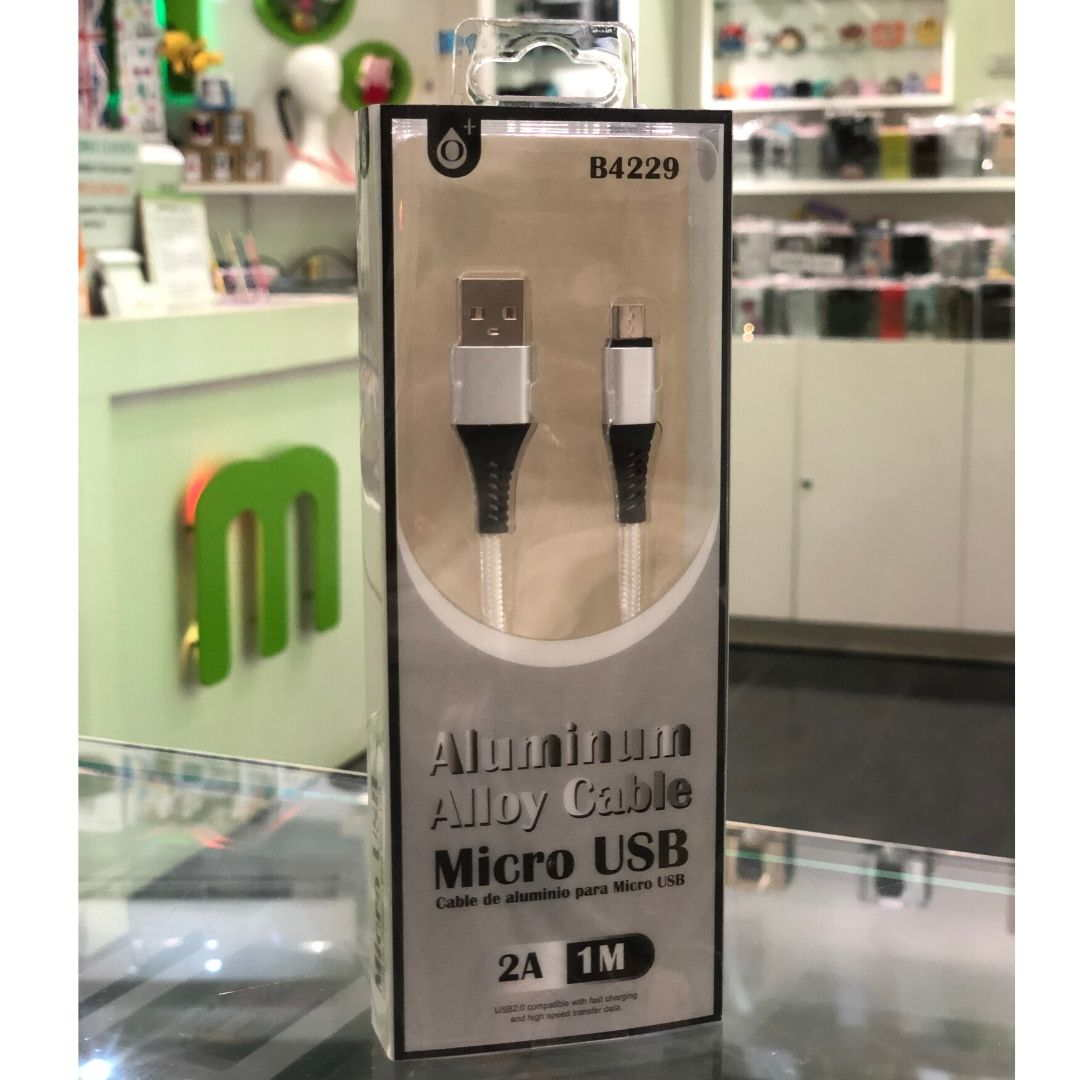 Cable Micro-USB 2A One Plus B4229