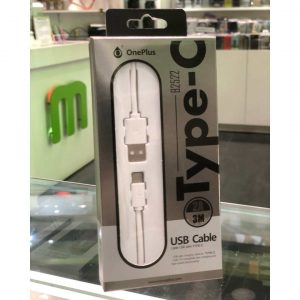 Cable USB a Tipo-C 2A One Plus B2522