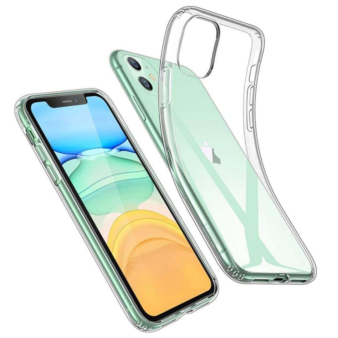 Carcasa TPU transparente iPhone