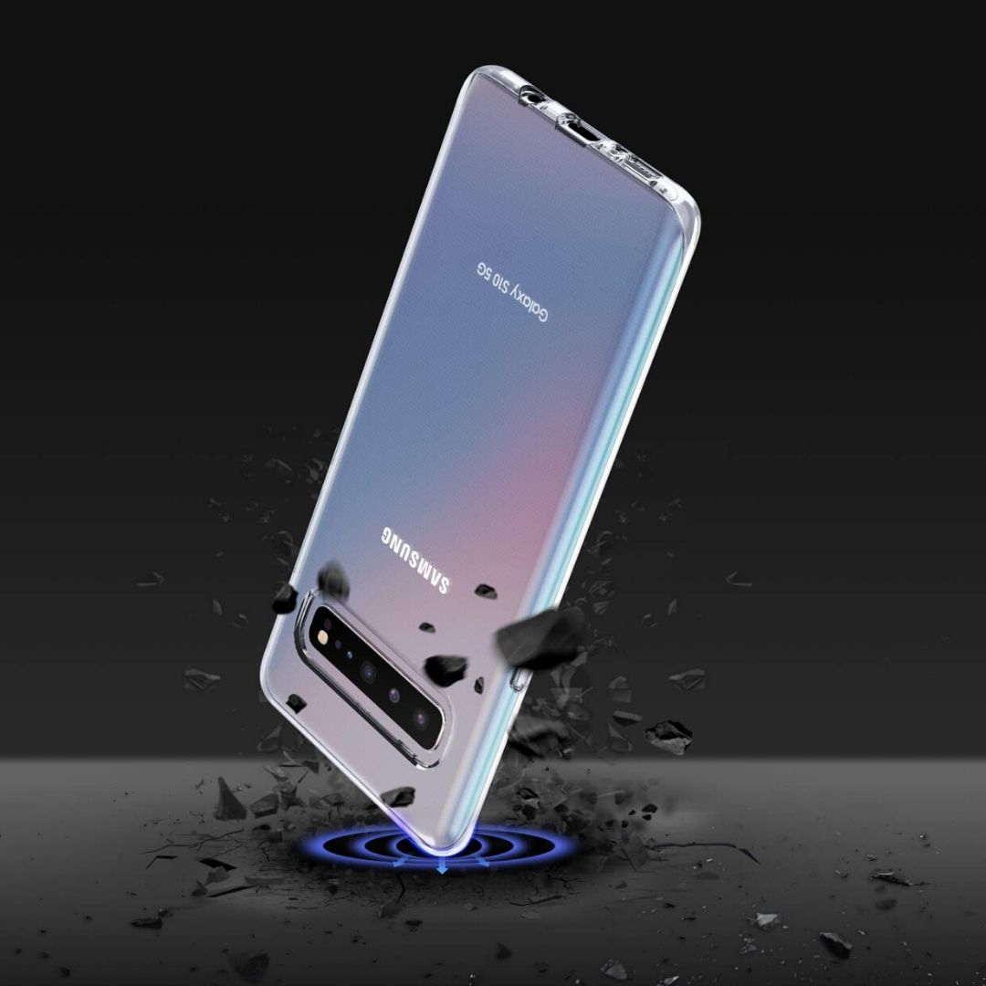 Carcasa TPU ultrafina Samsung Galaxy