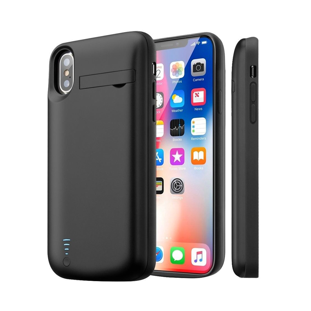 carcasa con bateria iphone x
