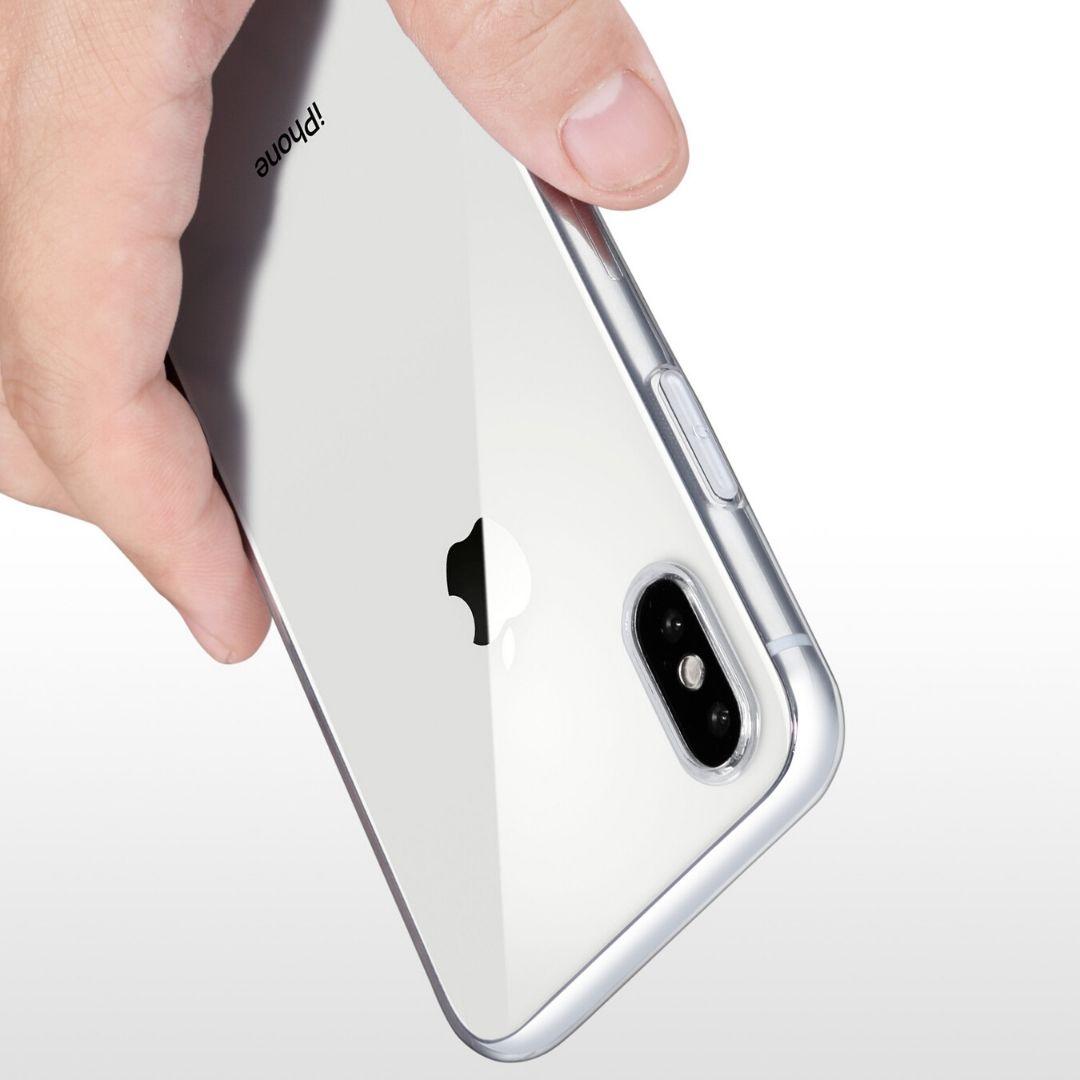Carcasa de gel para iPhone