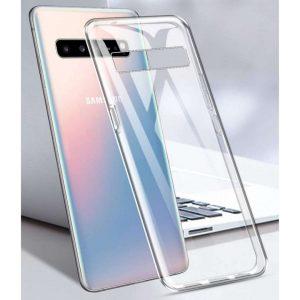 Carcasa gel transparente Samsung Galaxy