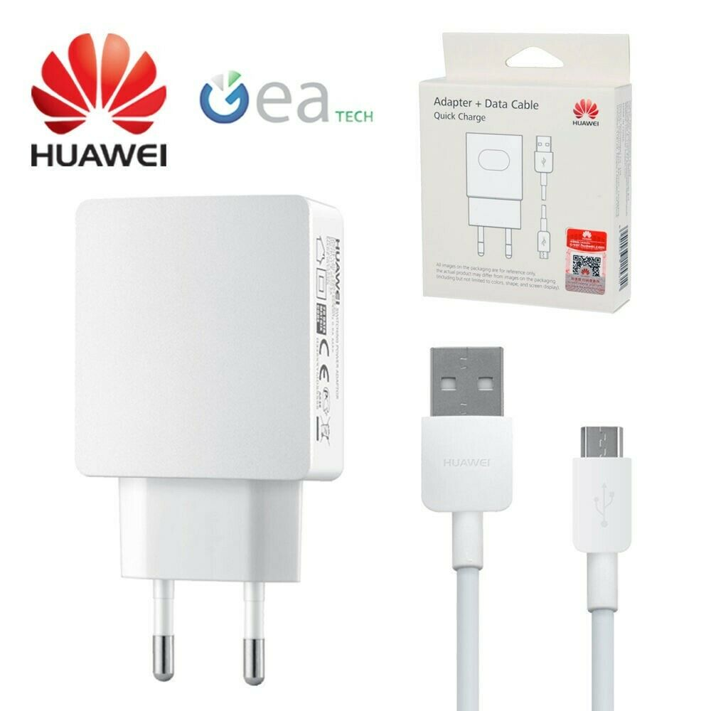 Cargador Huawei Quick Charge