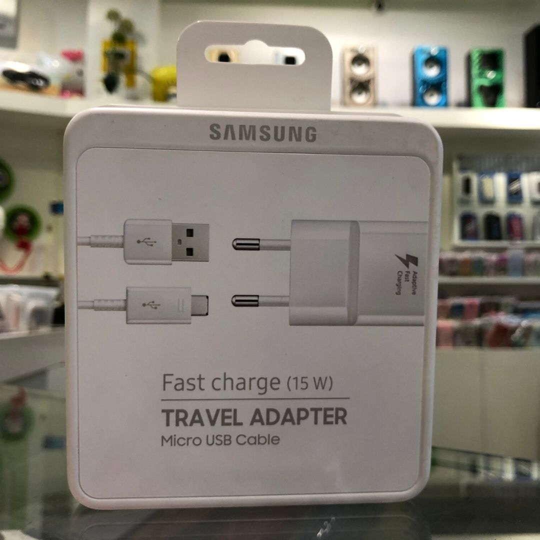 Cargador Rápido Samsung