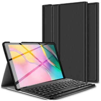 ELTD-Funda teclado Bluetooth Samsung Galaxy Tab A 2019