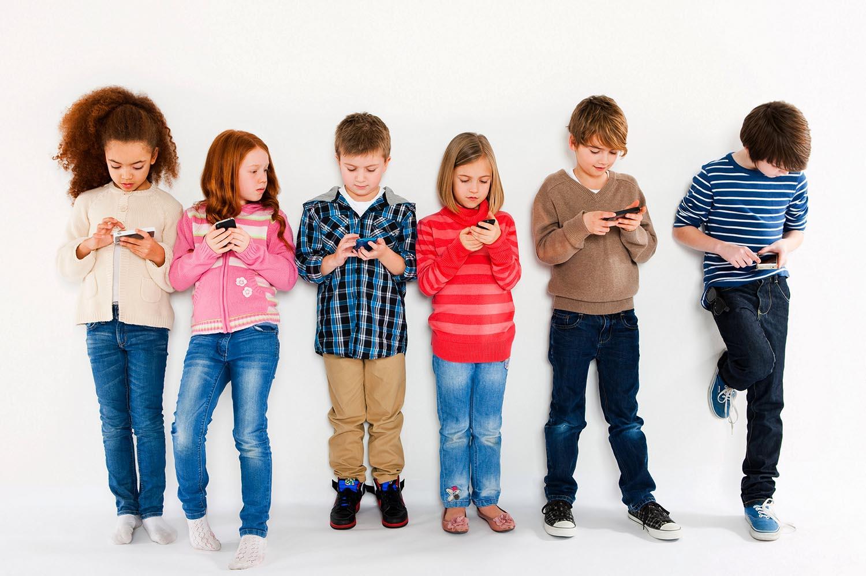 ¿A qué edad debo comprarle el móvil a mi hij@?