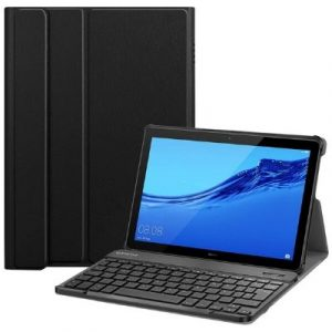 Fintie-Funda teclado Bluetooth Huawei Mediapad T5