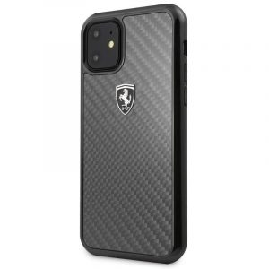 Funda Ferrari Negra iPhone 11