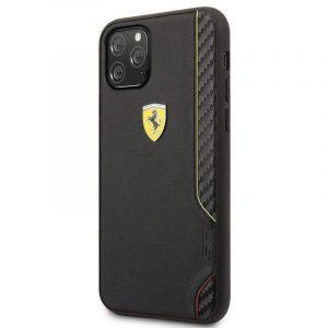 Funda Ferrari Negra iPhone 11 Pro