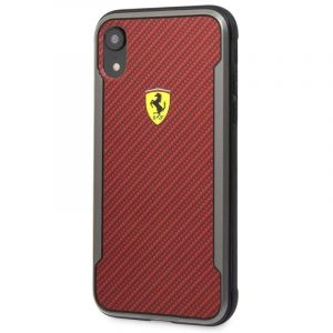 Funda Ferrari Rígida iPhone XR