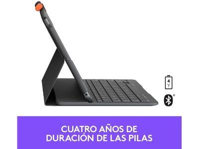 Funda con teclado Bluetooth para iPad 2019
