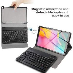 Funda con teclado desmontable Samsung Galaxy Tab A 2019