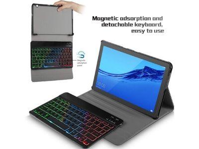 Funda con teclado imantado extraíble Huawei T5