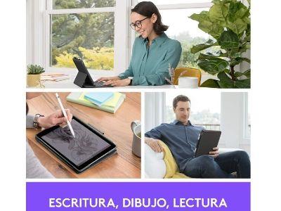 Funda con teclado inalámbrico para iPada 2019