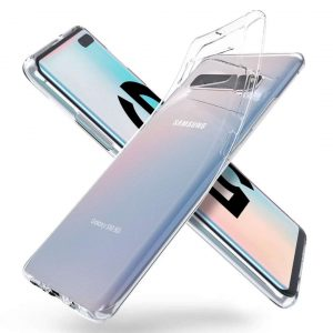 Funda gel transparente< Samsung Galaxy