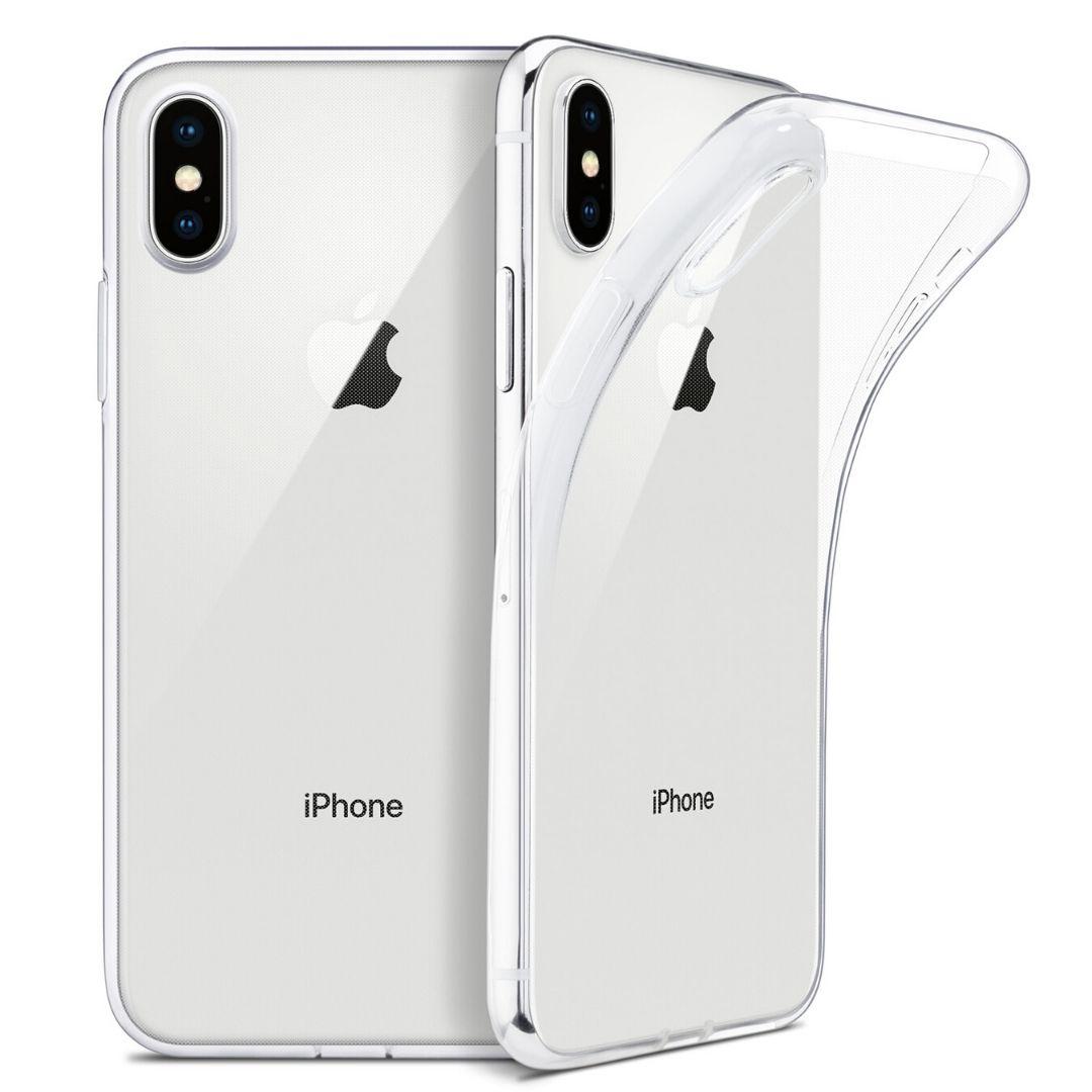 Funda gel transparente iPhone