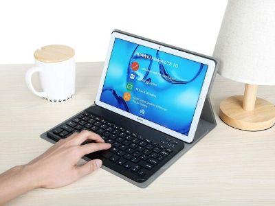 Funda teclado Bluetooth Huawei T5