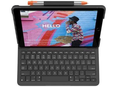 Funda teclado inalámbrico Logitech par iPad 2019