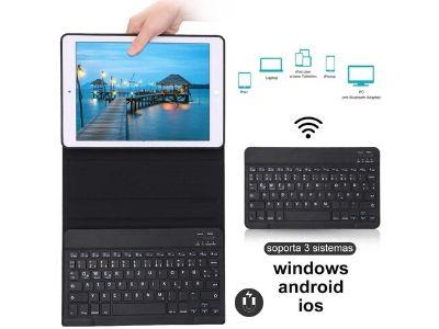 Funda teclado inalámbrico iPad 2019