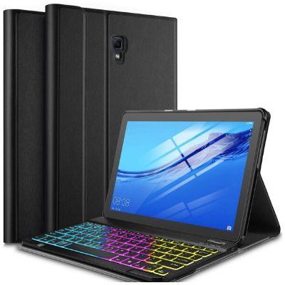IVSO- Funda teclado Bluetooth Huawei MediaPad T5