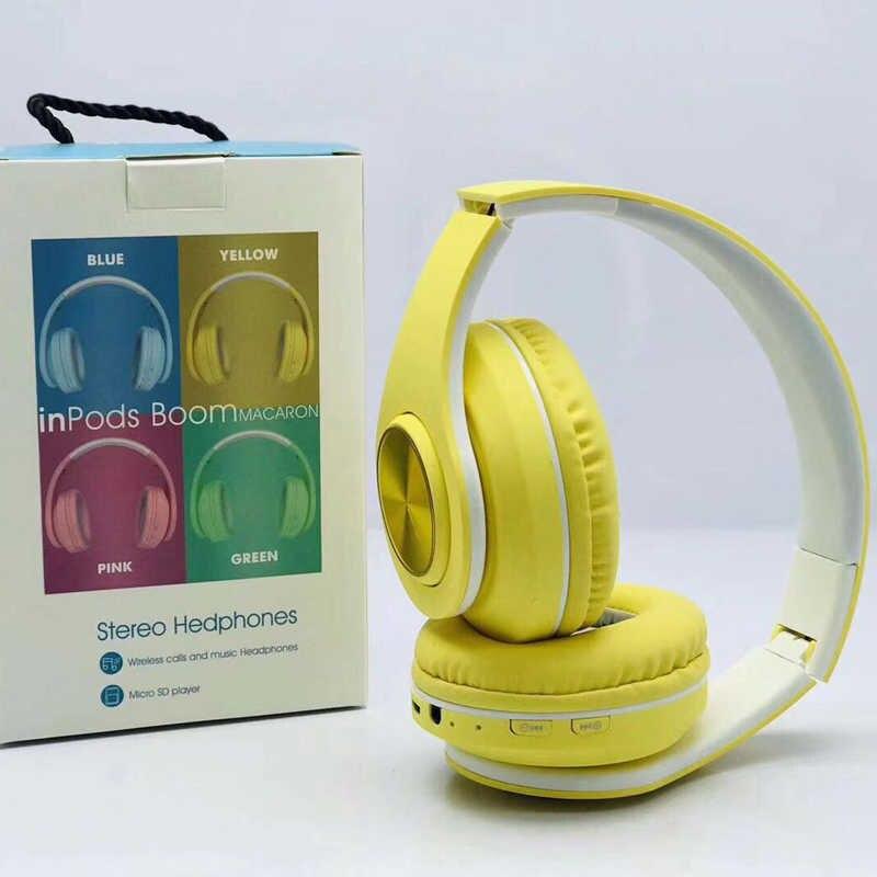InPods Boom Macaron Auriculares Bluetooth 5.0