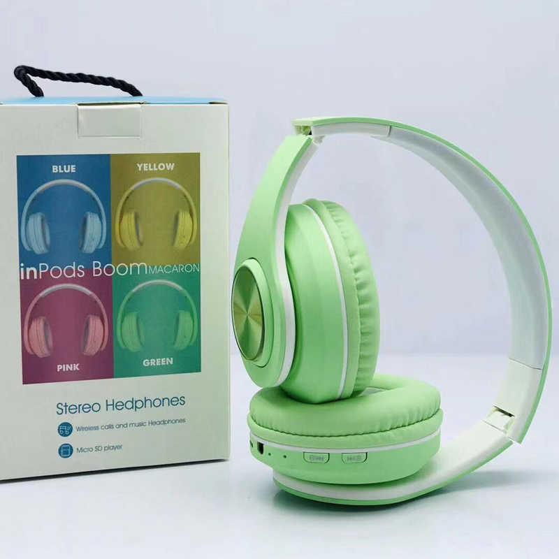InPods Boom Macaron Auriculares deportivos
