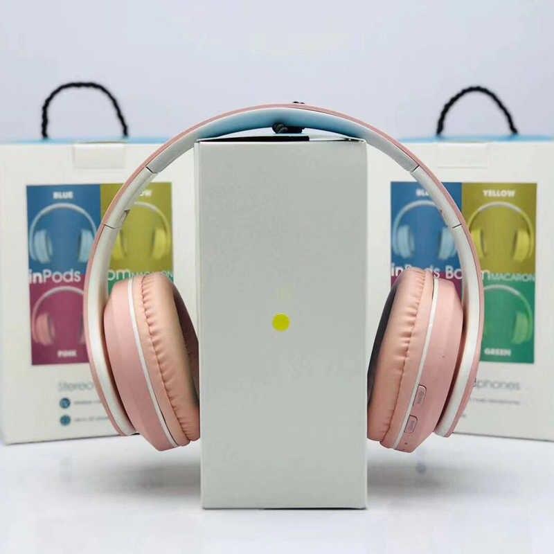 InPods Boom Macaron auriculares Bluetooth manos libres