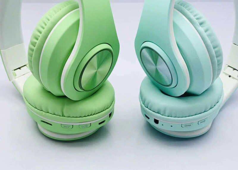 InPods Boom Macaron auriculares de diadema