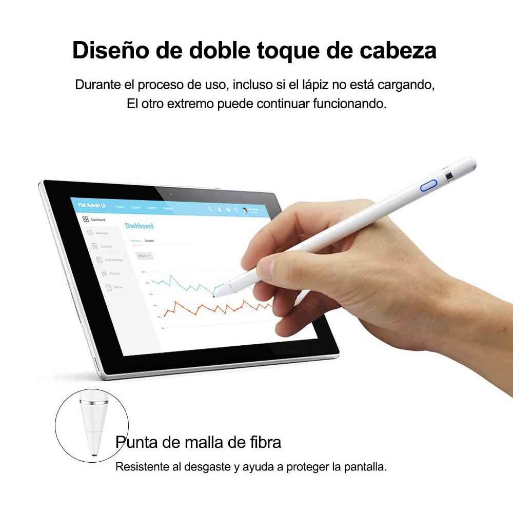 Lápiz táctil para tablet y teléfono móvil Zspeed