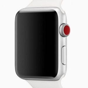 Materiales Apple Watch Series 3