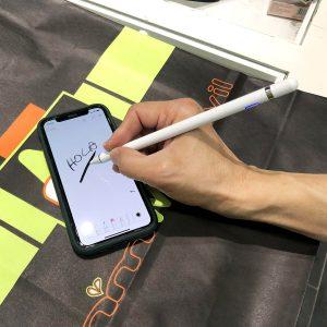 Puntero Stylus Pen para tablets y teléfonos móviles