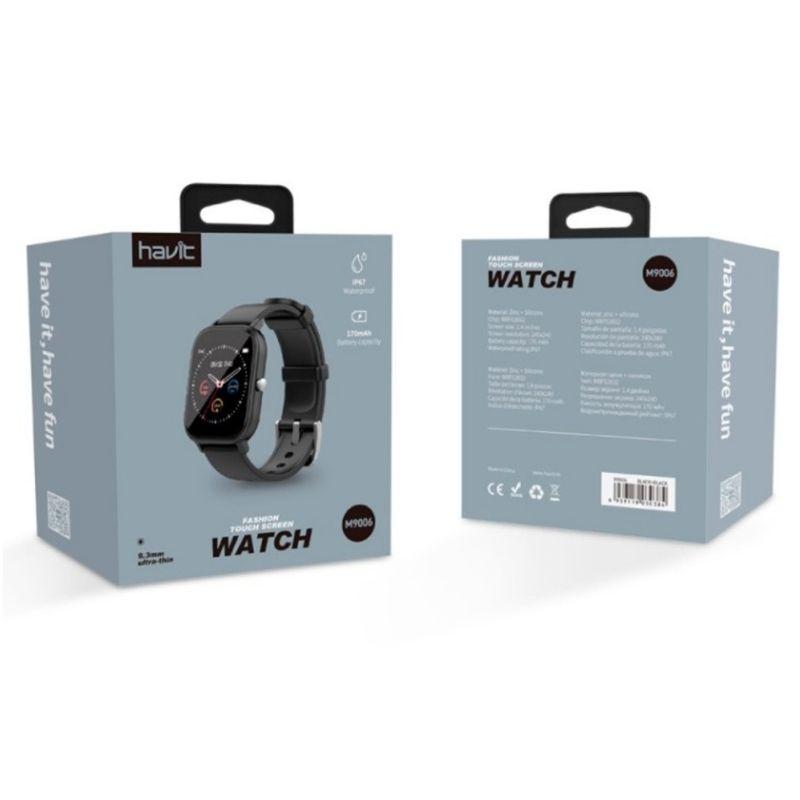 Smartwatch Havit M9006 Havit- Reloj inteligente