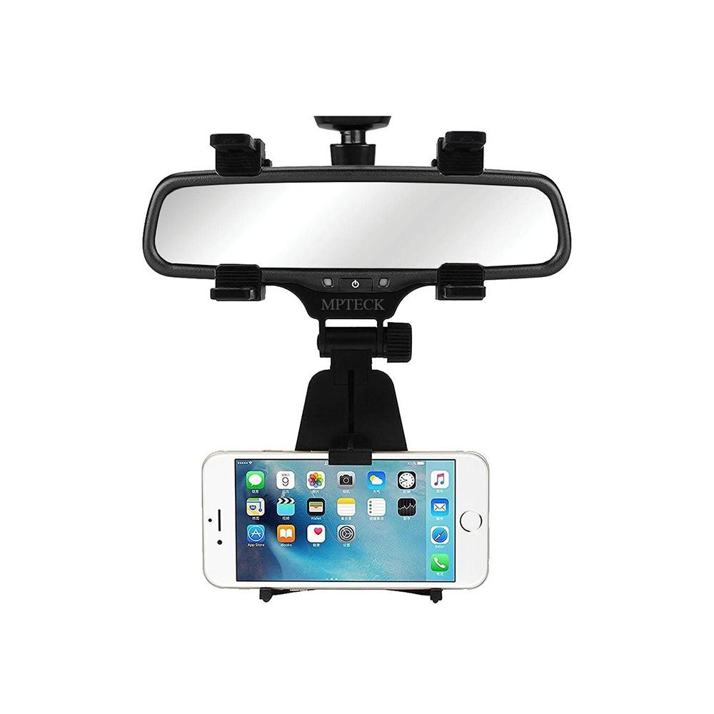 Soporte de móvil para coche de espejo retrovisor