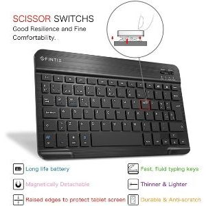 Teclado Bluetooth Tablet Huawei T5