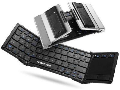 Teclado Bluetooth para tablet POWERADD