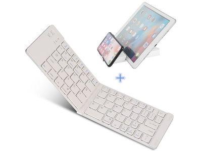 Teclado Bluetooth plegable IKOS