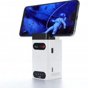 Teclado láser virtual