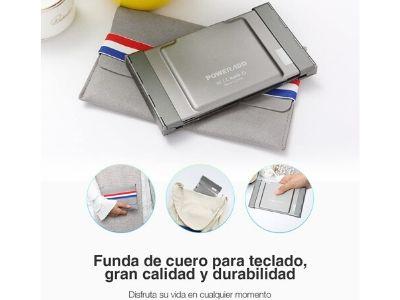 Teclado plegable con TouchPad