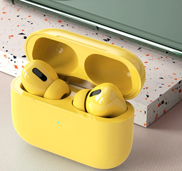 Auriculares InPods 13 color amarillo