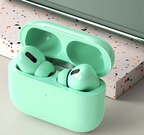 Auriculares InPods 13 color verde