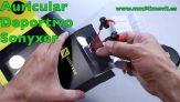 Auricular deportivo impermeable SonyXer Gear 6